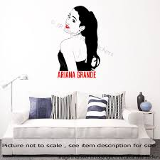 Pin On Celebrity Wall Art Stickers