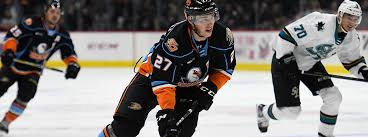 Ducks Recall Right Wing Adam Cracknell | San Diego Gulls