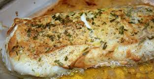 Oven-cod cod with mustard and tarragon ...