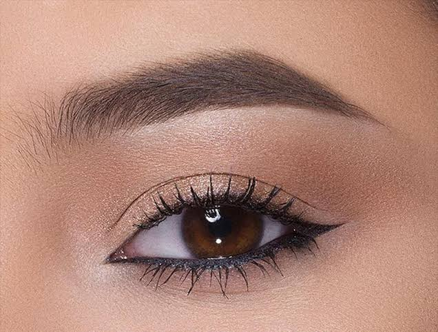 Image result for Double up eyeliner on your waterline.