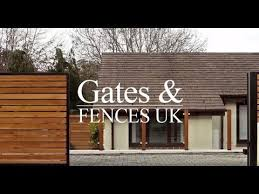 Gates And Fences Uk Youtube