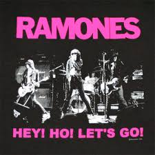 Ramones hey ho let's go youtube