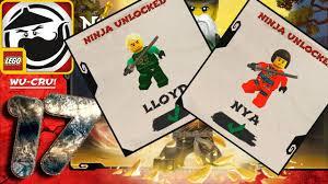LEGO Ninjago WU CRU - Unlock Lloyd, Nya Gameplay Walkthrough Part 17 (iOS,  android) - YouTube