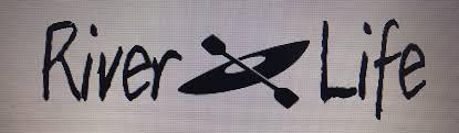 Kayak River Life Sticker Decal Paddle Ebay Custom Vinyl Decal River Life Vinyl Decals