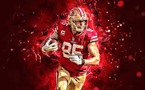 wallpapers george kittle 2020