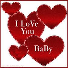i love you baby this picture was
