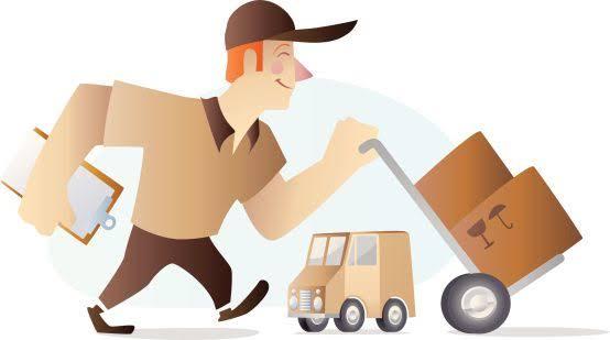 """Hasil gambar untuk animasi pengiriman barang"""""""