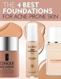foundations for acne e skin