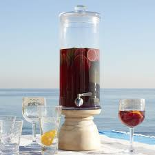 drink dispenser stand bar accessories