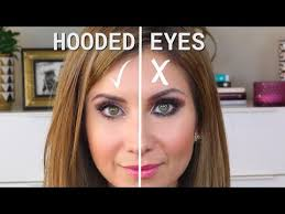 hooded eye makeup tutorial do s and