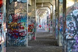 graffiti pier park in philadelphia to