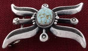 navajo natural 8 turquoise belt buckle