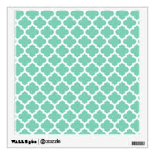 Quatrefoil Wall Decals Stickers Zazzle