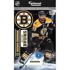 Fathead Nhl Teammate Boston Bruins Patrice Bergeron Wall Decal Pure Hockey Equipment