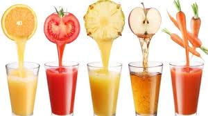 fruit juice versus vegetable juice