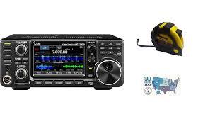 icom ic 7300 100w hf transceiver with