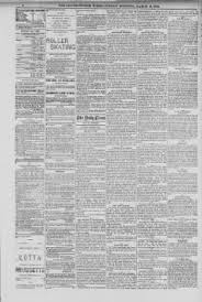 The Leavenworth Times from Leavenworth, Kansas on March 8, 1885 · Page 4