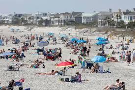 Florida flout lockdown ...