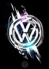 49 volkswagen logo wallpaper on