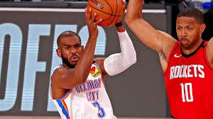 Rockets vs. Thunder Game 4: Watch NBA playoffs online, live stream ...