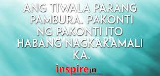 best tagalog motivational quotes