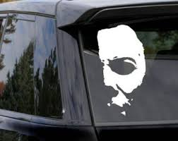 Michael Myers Decal Etsy