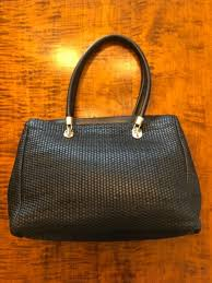 woven leather genevieve cross bag