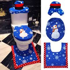 bathroom set toilet seat cover tank