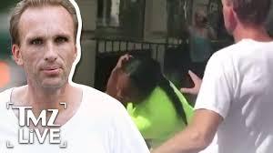 Actor Peter Greene Breaks Up Street Fight | TMZ Live - YouTube