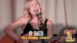 "Jo Smith - ""Old School Groove"" - YouTube"