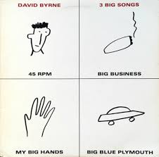 DAVID BYRNE 3 Big Songs reviews