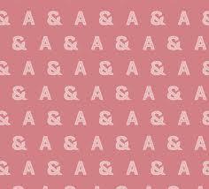 bespoke monogram wallpaper ideny