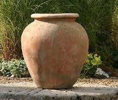 terrace terracotta pots planters