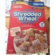 millville frosted shredded wheat
