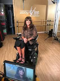 Abby Lee Miller Dances Again While Re-Learning to Walk Amid Cancer Battle |  PEOPLE.com
