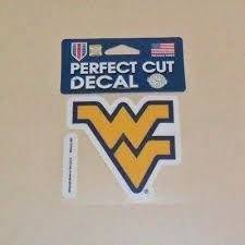 Wvu Decals Main Magnets Stickers Auto The Book Exchange Sutanrajaamurang