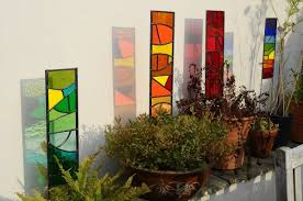 two day stained glass work lead