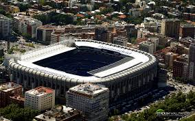 real madrid stadium wallpaper overview