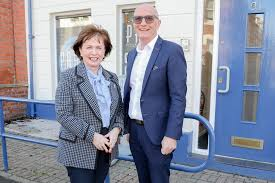 Hospitality Ulster meets with Minister for the Economy, Diane Dodds MLA —  Brown O'Connor Communications