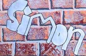 graffiti names by 8th grade synergeyes