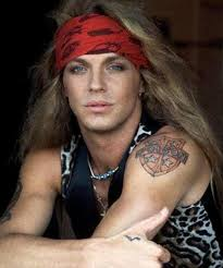 Image detail for -Bret Michaels showing his poison tattoo and the ...