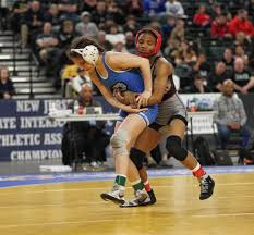Princeton's Chloë Ayres decisions Trenton's Johnae Drumright to win  back-to-back NJSIAA Girls Wrestling state titles | Sports | trentonian.com