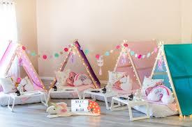 Tiny Teepeezzz Slumber Party Tent Rentals L Themed Sleepover Teepees L Kids Birthday Parties L Phoenix Az Ultimate Sleepover Adult Sleepover Teepee Rentals Kids Teepee Business
