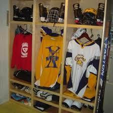 hockey lockers houzz