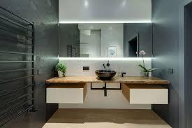 backlit mirror in your bathroom
