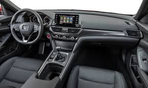 2018 honda accord sport review style