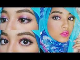 tutorial simple makeup msia