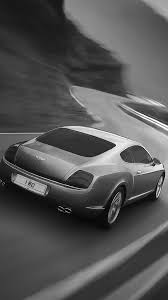 bentley continental gt black and white