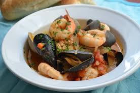 Classic Italian Seafood Stew from Three ...