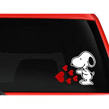 Woodstock 6 In Vinyl Car Decal Sticker Cci227 Itrainkids Com